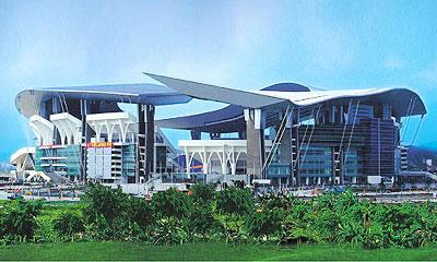 广东省奥林匹克体育中心