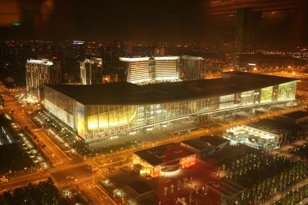 雷士照明2008北京奥运工程之国家会议中心照明