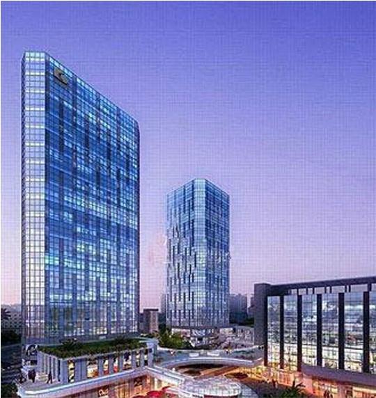 上海绿地峰汇商务广场