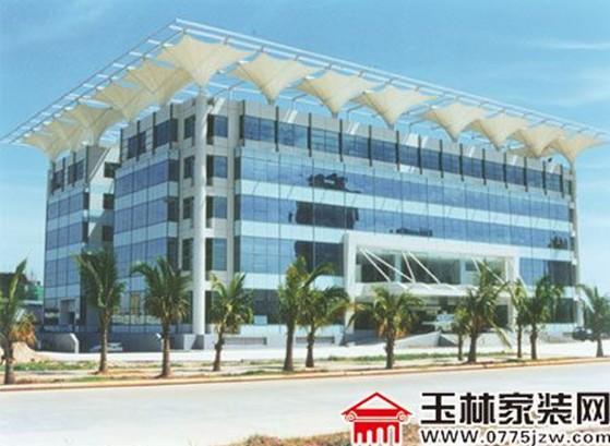 海南海口市地税局办公大楼