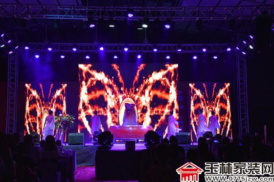 """香港天后汤宝如助阵冠珠陶瓷玉林店之夜  嗨fun""""冠珠5・20"""""""